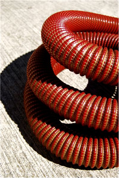 Picture Of Coiled Vacuum Cleaner Hose