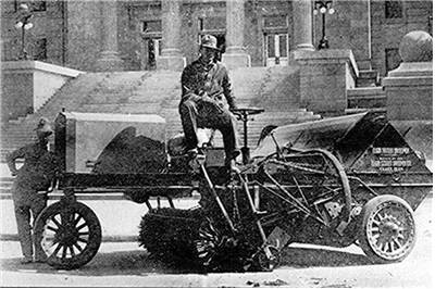 Picture Of Elgin Sweeper Boise 1914