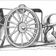 Picture Of Mechanical Street Sweeper By Joseph Whitworth